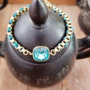 Silpada Blue Bracelet